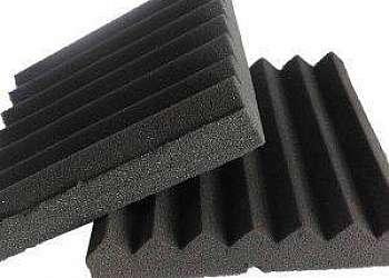Industria de argamassa acústica
