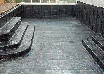Impermeabilização piscina