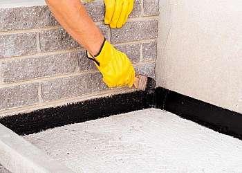 Impermeabilização de parede com umidade