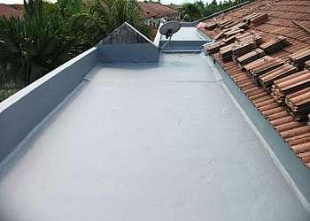 Impermeabilização de lajes de concreto