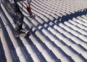 Impermeabilizante para telhas de amianto
